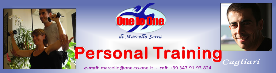 ...YOUR PERSONAL TRAINER... CAGLIARI